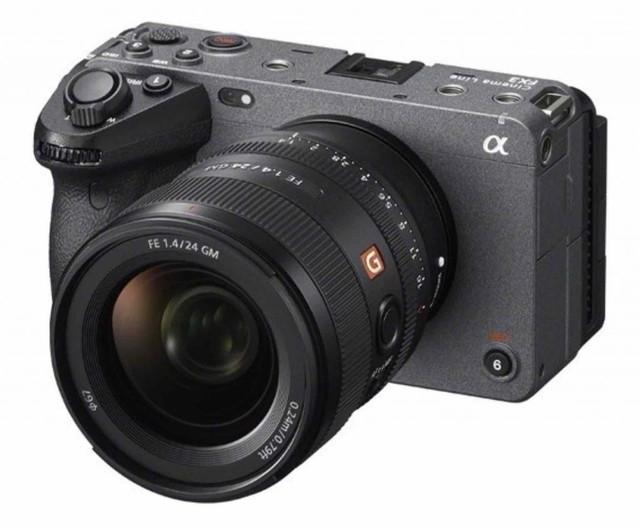 索尼FX3摄像机曝光,A7S3用户或遭半山腰