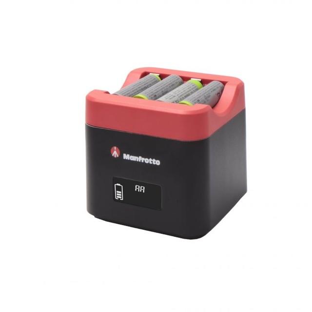 曼富图推出ProCUBE系列电池与快速充电器 更适合极端环境