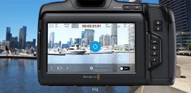 BMPCC 6K Pro正式发布 内置ND滤镜 高素质翻转屏