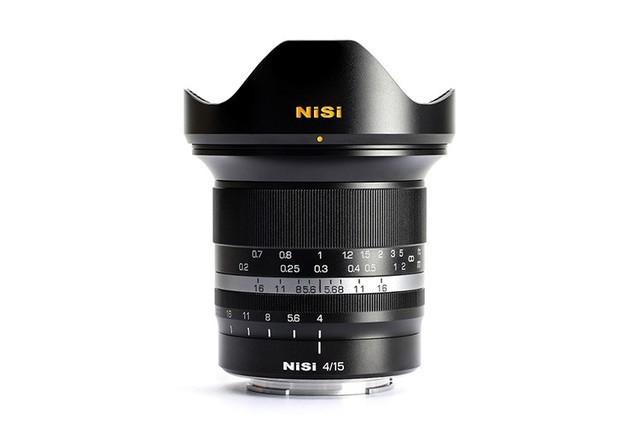 耐司首款相机镜头15mmF/4:全光圈可出十针星芒