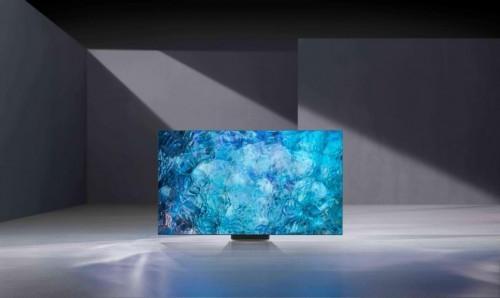 三星110英寸Micro LED电视新品亮相CES