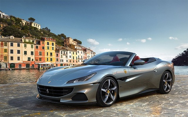 法拉利Portofino M将于5月25日国内首发 售价263.8万元