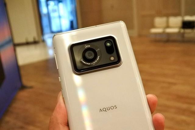 夏普Aquos R6正式发布 搭载后置单摄1英寸大底摄像头