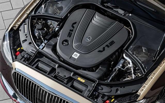 全新梅赛德斯-迈巴赫S 680正式发布 将搭载6.0T V12发动机