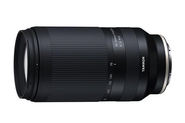 腾龙发布70-300mm F/4.5-6.3镜头 重量更轻
