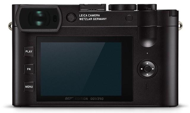 徕卡007版Leica Q2曝光 军绿色外观 带皮箱