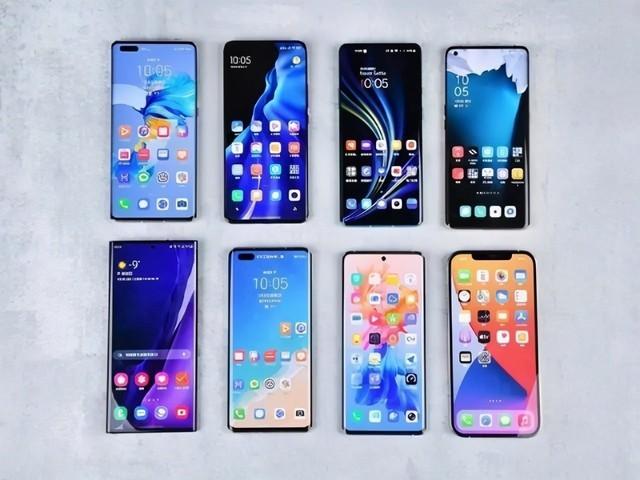 当下屏幕最好的四款手机,数码博主都推荐