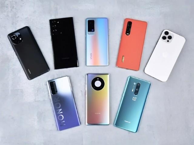 目前最高端的五款手机,个个性能出众,使用三年无压力