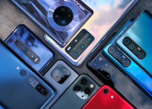 推荐这五款手机,从千元入门到超级旗舰,款款看点十足